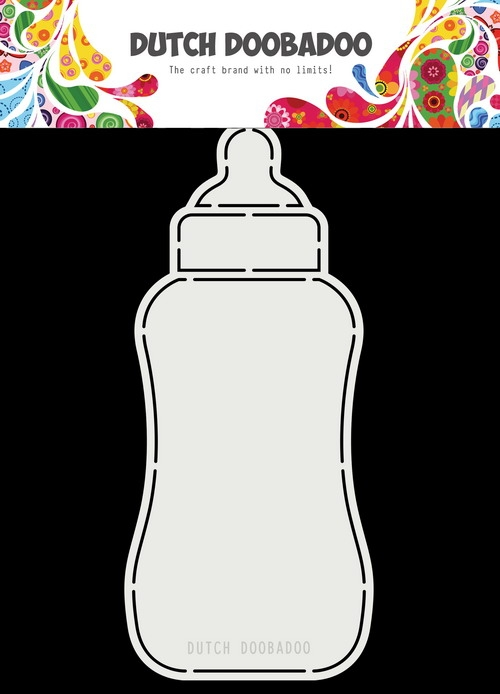 DDBD- Card Art A5 Baby bottle: 470.713.755