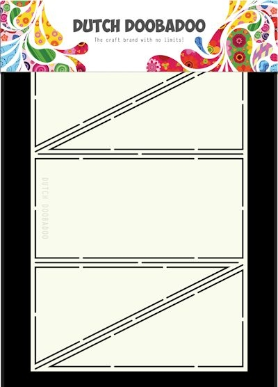 DDBD- Dutch Card Art- Diagonal Fold A5: 470.713.327