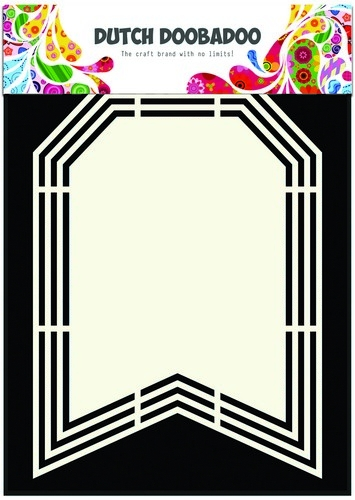 Dutch Doobadoo- Dutch Shape Art- Frames vlag: 470.713.139