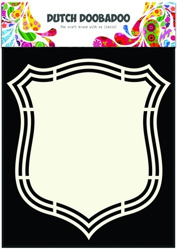 Dutch Doobadoo- Shape Art Frames Schild: 470.713.140