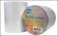 Joy- Dubbelzijdig tape 115 mm x 15 m: 6500/0031