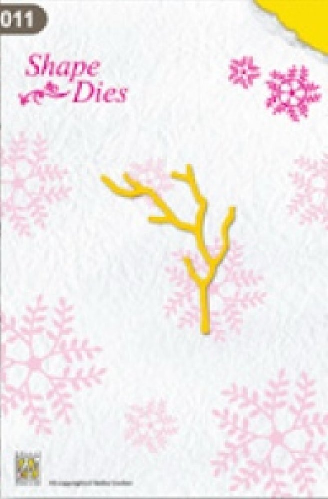 Nellie`s Choice, Shape Dies bare branch: SD011