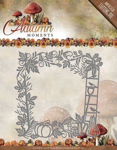 Amy Design- Die- Autumn Moments- Frame; ADD10072
