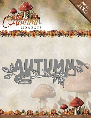 Amy Design- Die- Autumn Moments- Autumn; ADD10076