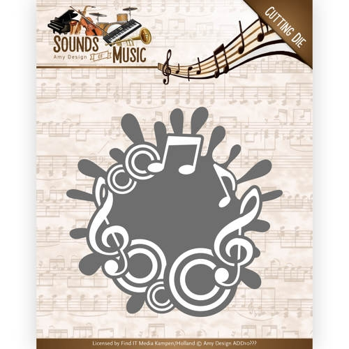 Amy Design- Die- Sounds of Music- Music Label: ADD10135