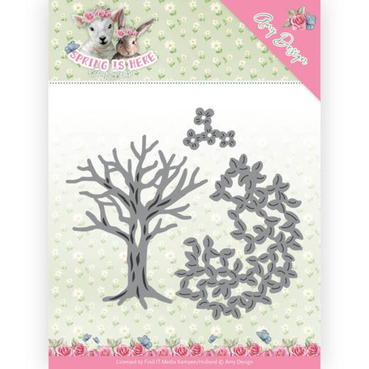 Amy Design- Dies- Spring Tree: ADD10168