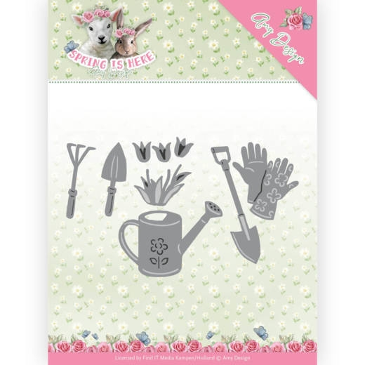 Amy Design- Dies- Garden Tools: ADD10170