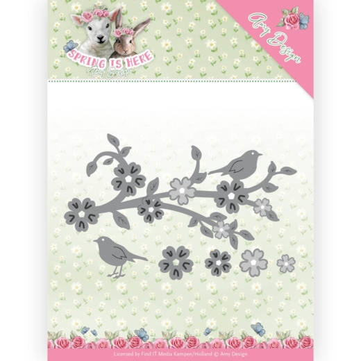 Amy Design- Dies- Blossom Branch: ADD10171
