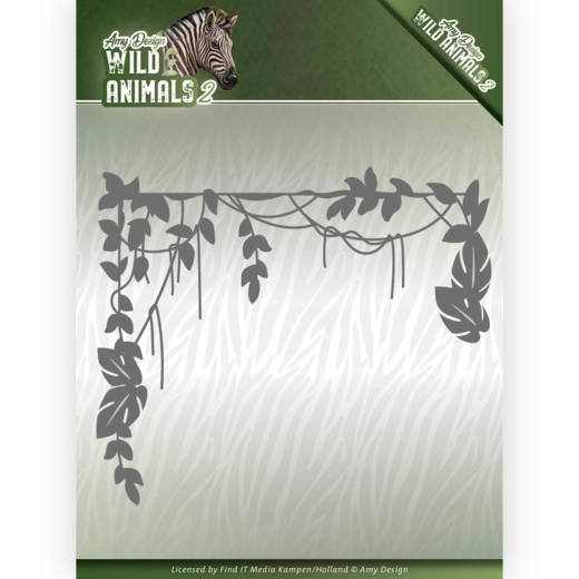 Amy Design- Dies- Jungle Branch: ADD10173
