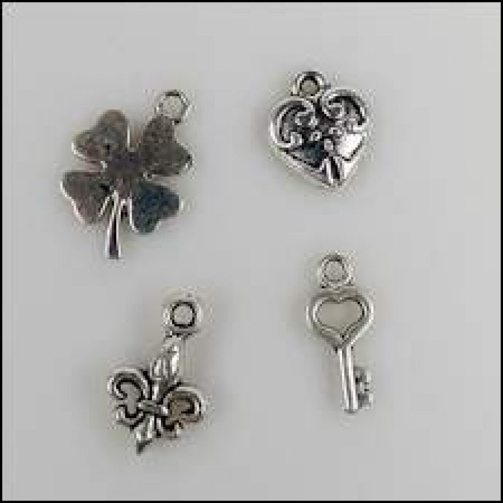 Set charms- Good luck: Charm003