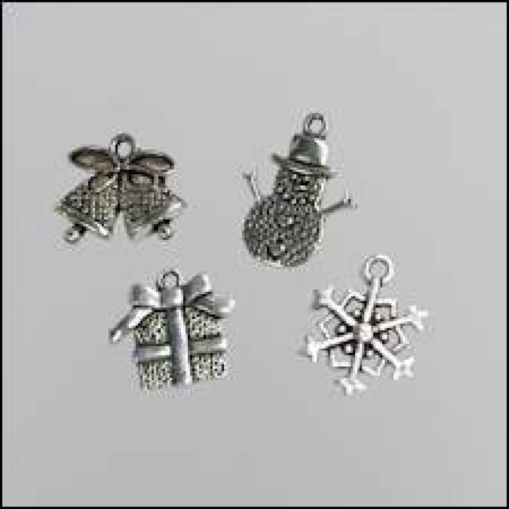 Set charms- Christmas: Charm005
