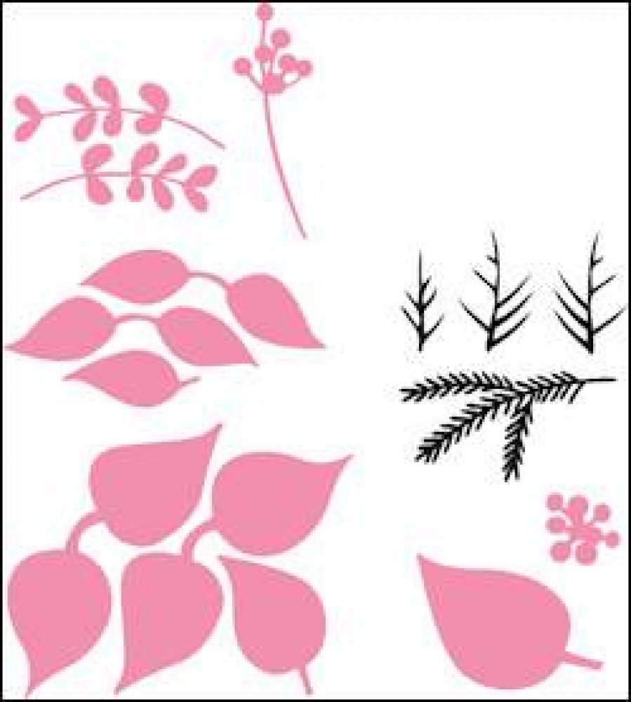 Marianne Design- Collectables- Eline`s Poinsettia; COL1393