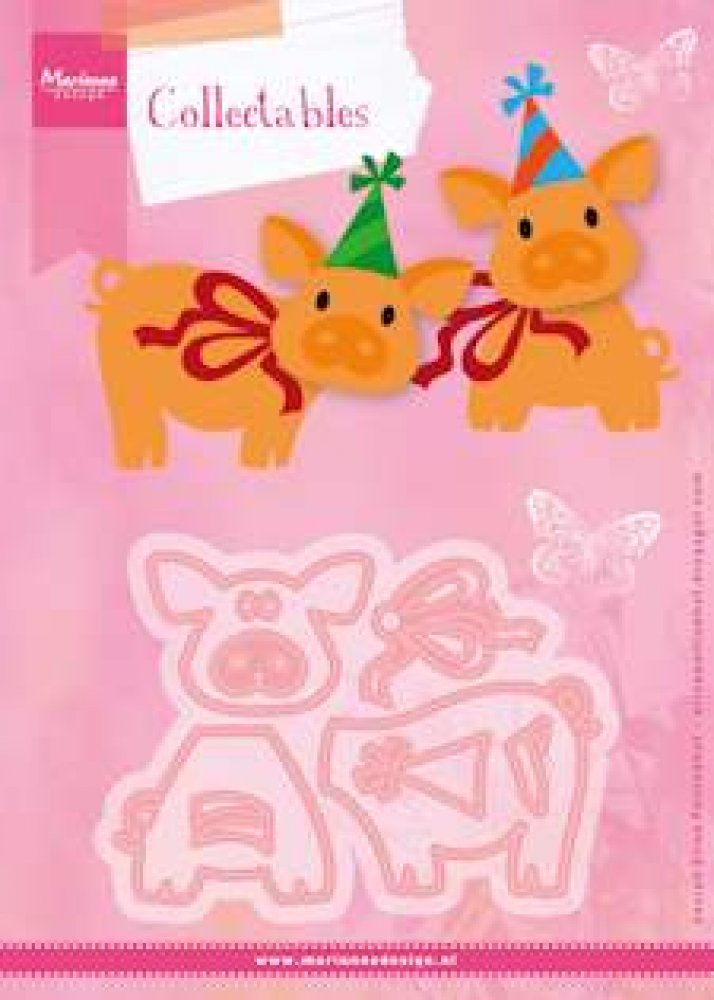 Afbeeldingsresultaat voor marianne design collectables pig