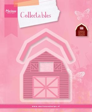 Marianne Design- Collectables- Set Barn: COL1406