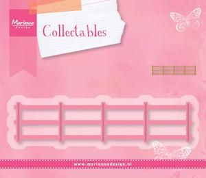 Marianne Design- Collectables- Set Farmers Fence: COL1407