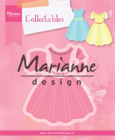 Marianne Design- Collectables- Dress: COL1452