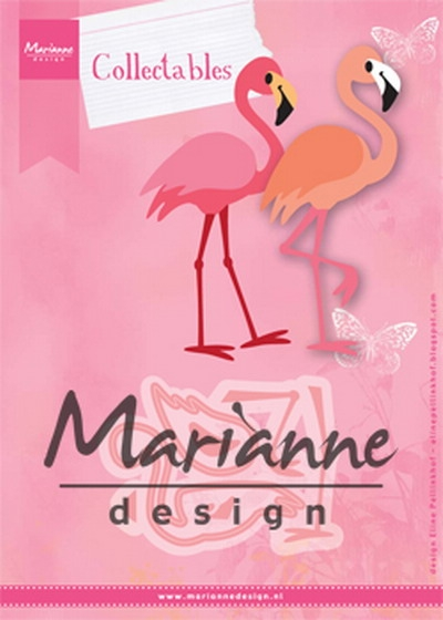 Marianne Design- Collectables- Eline's Flamingo: COL1456
