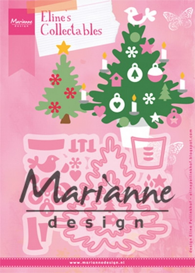 Marianne Design- Collectables- Eline's Christmas Tree: COL1459