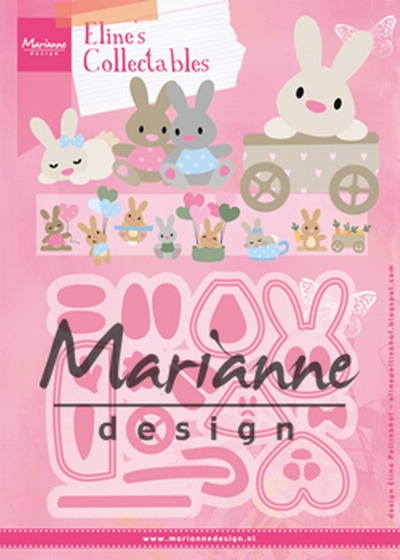 Marianne Design- Collectables- Eline's Baby Bunny: COL1463