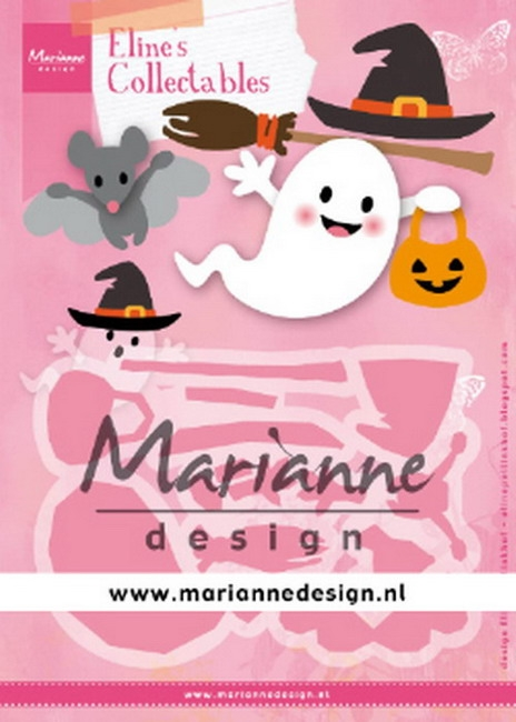 Marianne Design- Collectables- Eline's Halloween: COL1473