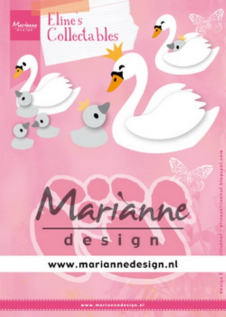 Marianne Design- Collectables- Eline's Swan: COL1478