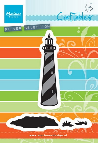 Marianne Design- Craftables- Tiny's Lighthouse: CR1410