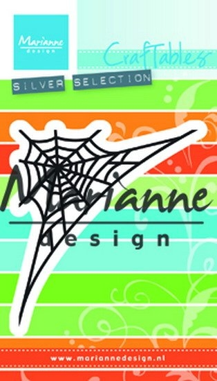 Marianne Design- Craftables- Spiderweb: CR1422