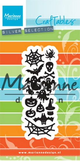 Marianne Design- Craftables- Punch die Halloween: CR1450