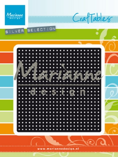 Marianne Design- Craftables- Cross stitch Large: CR1466