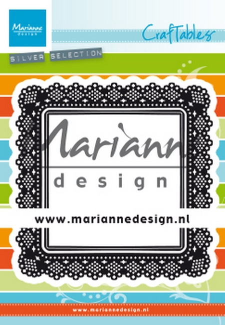 Marianne Design- Craftables- Shaker Square: CR1475