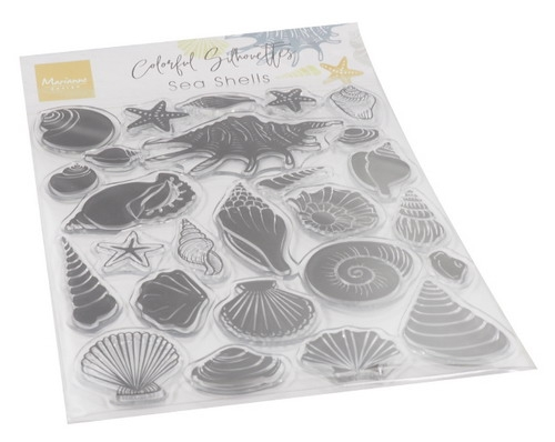 Marianne Design- Clearstempel- Sea Shells: CS1061