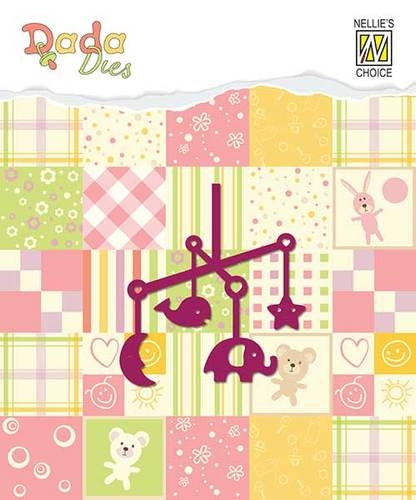 Nellie's Choice- DADA- Baby serie- Baby Mobile: DDD004