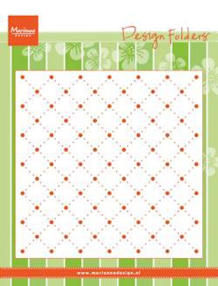 Marianne Design- Design Folder- Pearls: DF3424