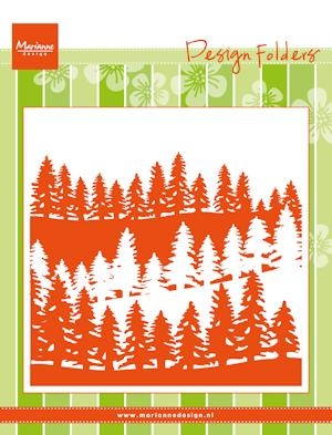 Marianne Design- Design Folder- Forest: DF3430