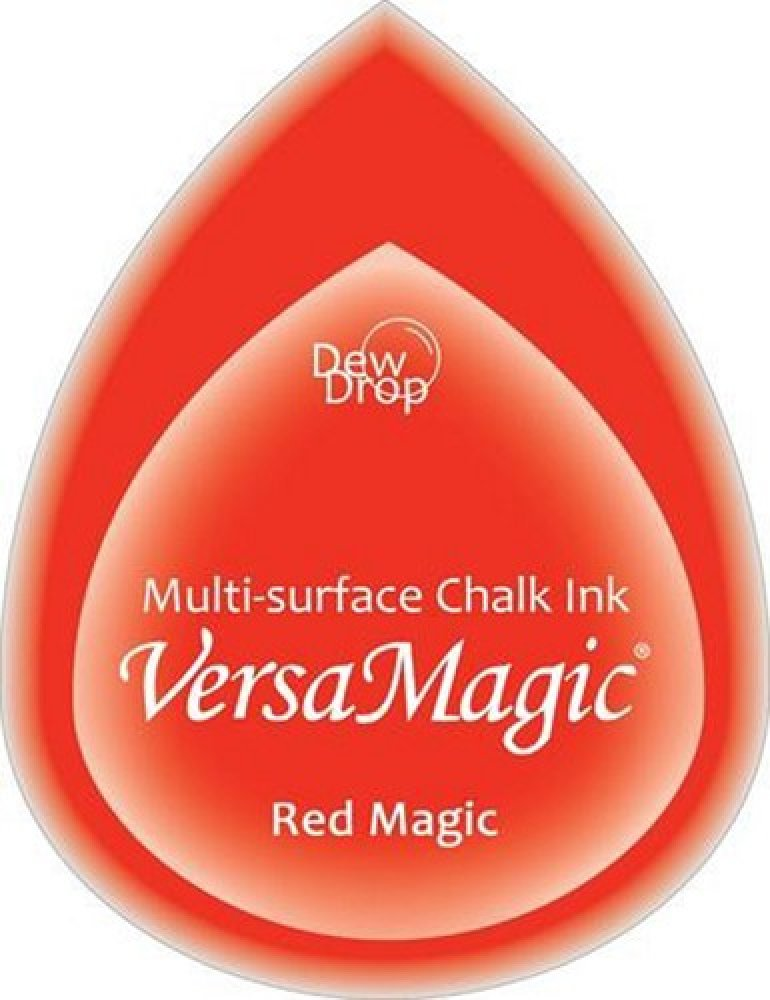 Tsukineko- Versa Magic- Red Magic: GD-000-012