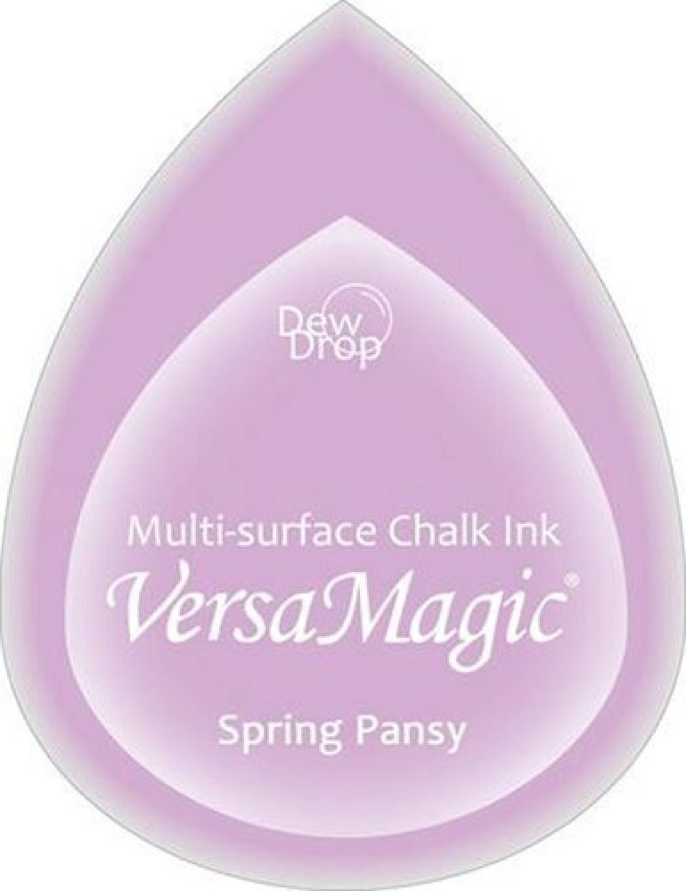 Tsukineko- Versa Magic- Spring Pansy: GD-000-035