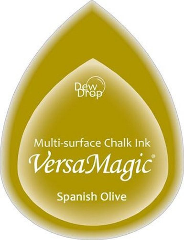 Tsukineko- Versa Magic- Spanish Olive: GD-000-059