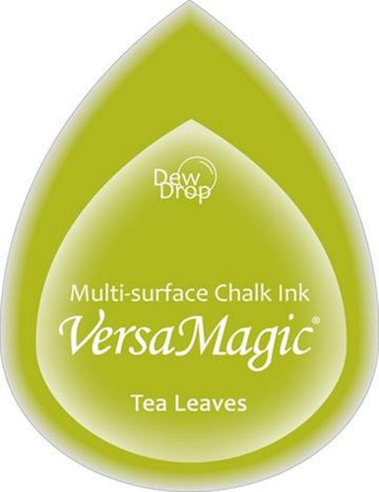 Tsukineko- Versa Magic- Tea leaves: GD-000-060