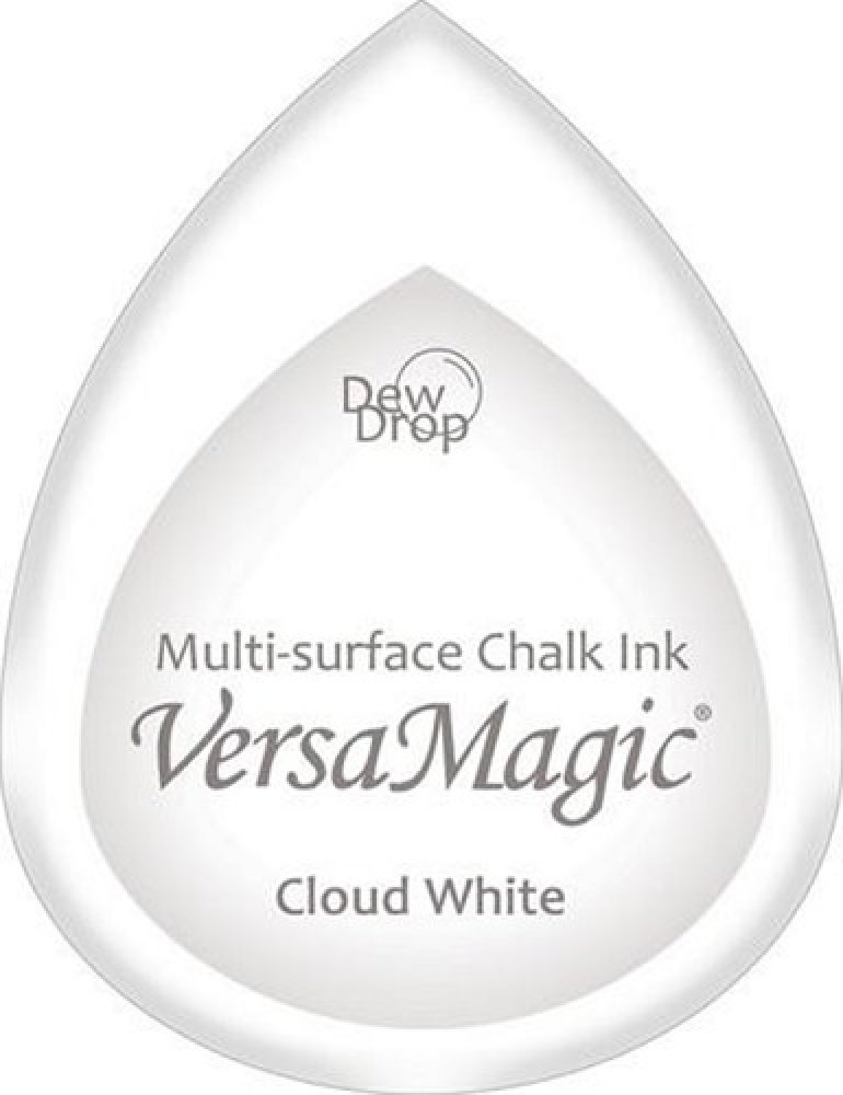 Tsukineko- Versa Magic- Cloud White: GD-000-092
