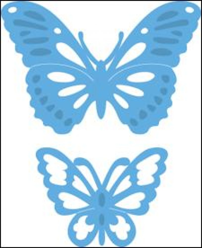 Marianne Design- Creatables- Tiny`s Butterflies 1: LR0356