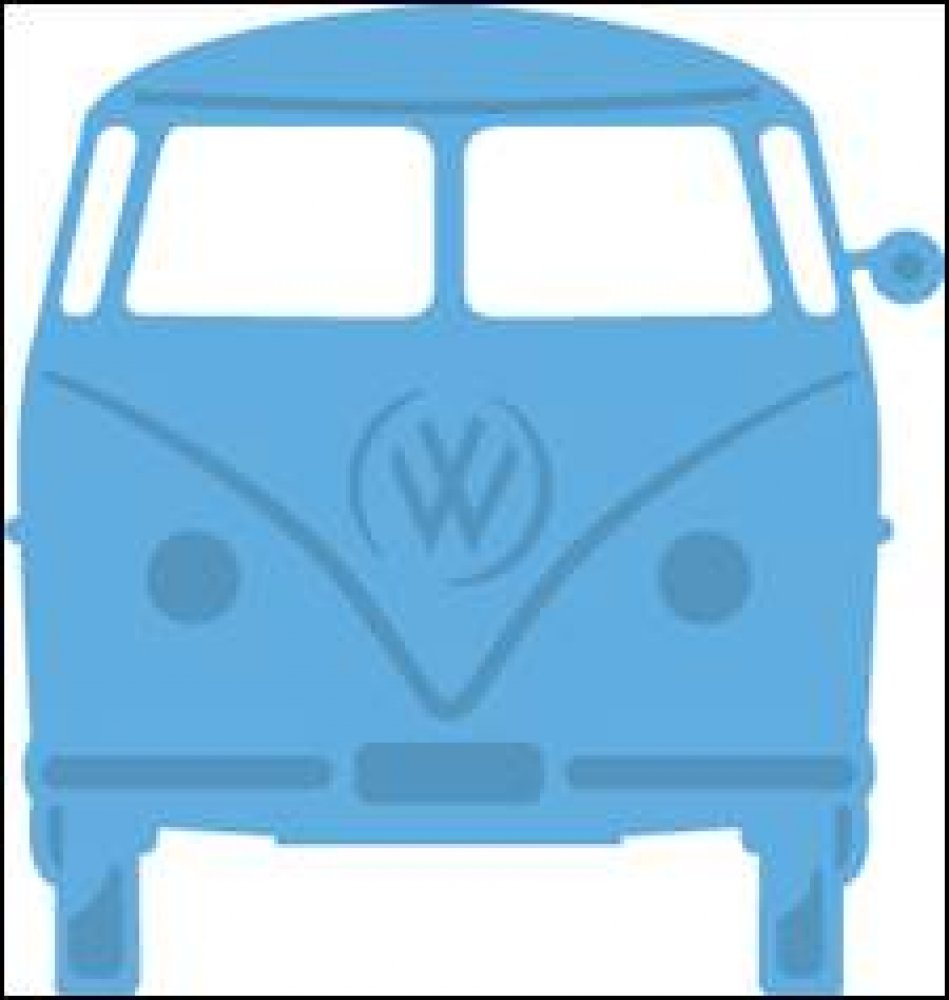 Marianne Design- Creatables VW bus: LR0359