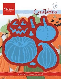 Marianne Design- Creatables- Tiny's pumpkins: LR0431