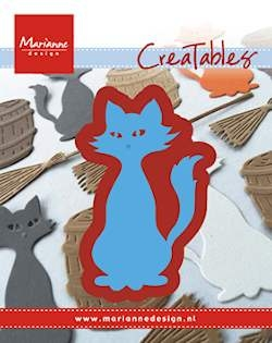 Marianne Design- Creatables- Kitty: LR0432