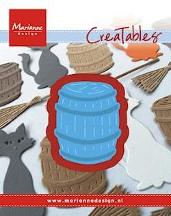 Marianne Design- Creatables- Barrel: LR0434