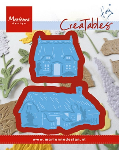 Marianne Design- Creatables- Tiny's Cottages: LR0453