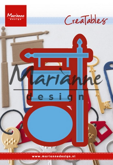 Marianne Design- Creatables- Sign Post: LR0522