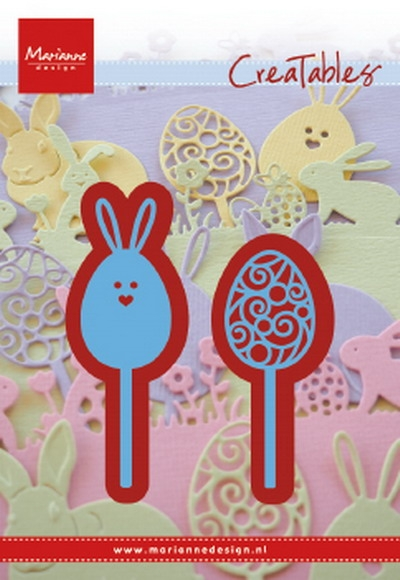 Marianne Design- Creatables- Easter Pins: LR0590