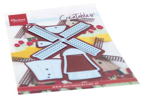 Marianne Design- Creatables- Build a Windmill: LR0652