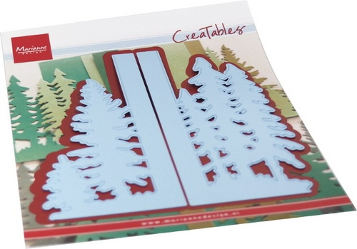 Marianne Design- Creatables- Gate folding tiny's forest: LR0685