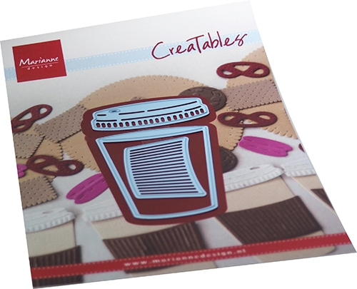 Marianne Design- Creatables- Coffee to go: LR0714
